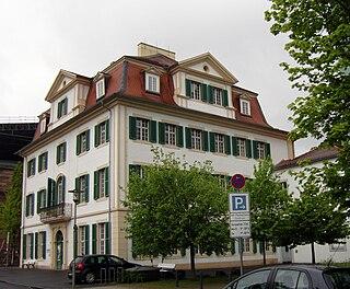 Bellevue Palace, Kassel palace in Kassel, Germany