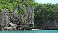 Palawan Limestones near Puerto Princesa Subterranean River National Park.jpg