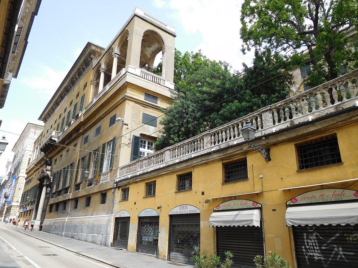 Palazzo Durazzo Pallavicini Wikiquote