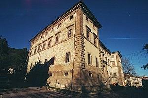 Carpegna - Image: Palazzo dei Principi di Carpegna 02