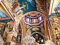Palestine, Monastery of St. Theodosius (interior-plaphon).jpg