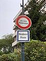 Panneaux Accès Pompiers Résidence Privée Rue Henri Wallon Fontenay Bois 1.jpg