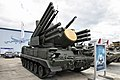 Pantsir-S1 (tracked) - Engineering Technologies 2012 -1.jpg