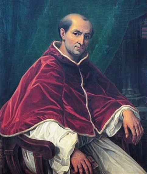 Papa Clemens Quintus