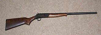 H&R Firearms - 20 GA NEF Pardner shotgun
