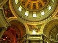 Paris, France. HOTEL DES INVALIDES. (Plafond du Dome des Invalides). (PA00088714).jpg