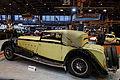 Paris - Retromobile 2014 - Isotta Fraschini 8A cabriolet Ramseier - 1924 - 002.jpg