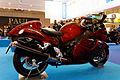 Paris - Salon de la moto 2011 - Suzuki - Hayabusa - 003.jpg