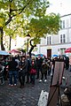 Paris 75018 Place du Tertre 20161030.jpg
