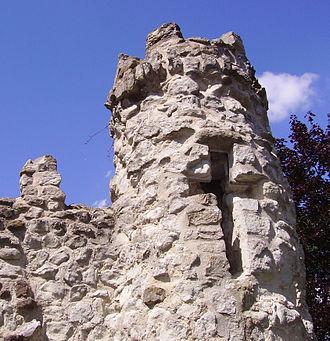 Reigate - Reigate Castle