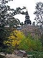 Park near the Nordic Museum- Парк у Музея Северных стран. - panoramio.jpg