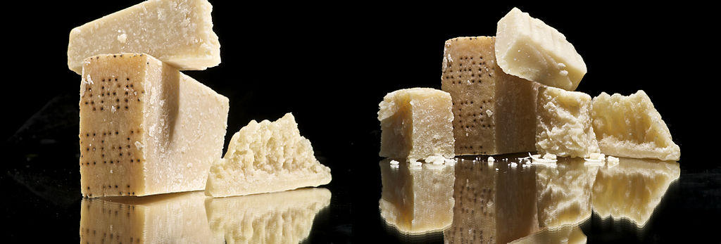 image of parmesan cheese