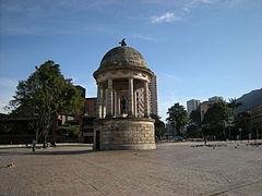 Parque de los periodistas (Bogotá)