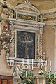 Parrocchiale San Felice del Benaco altare con pala del Romanino.jpg
