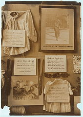 Part of exhibit, N.Y.C.L. and Consumers League.jpg