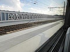 Pont ferroviaire de bordeaux wikimonde - Pont ferroviaire de bordeaux ...