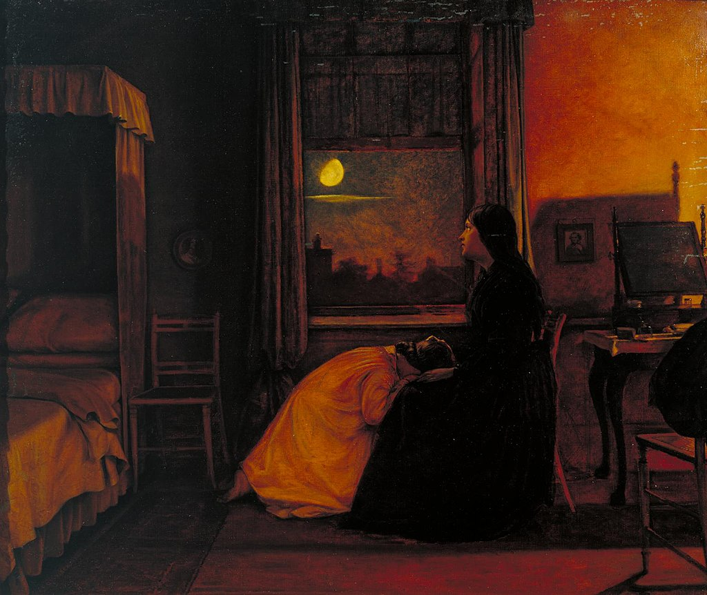 Past and Present by Augustus Egg