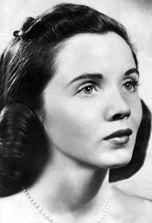 Patricia Breslin - Breslin in a 1951 headshot