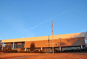 Stanly County, North Carolina - Patterson Building, Stanly Community College