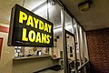 Payday Loans Store - Check Cashing and Pay Day Loan - Money Mart (25469046943).jpg