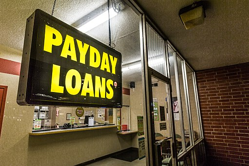 Payday Loans Store - Check Cashing and Pay Day Loan - Money Mart (25469046943)