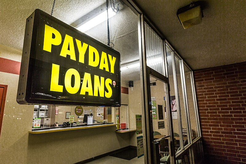 File:Payday Loans Store - Check Cashing and Pay Day Loan - Money Mart (25469046943).jpg