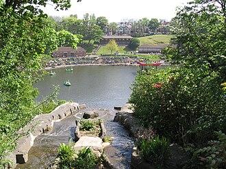 Peasholm Park - Image: Peasholm Park 1