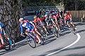 Peloton Milan San Remo 2018.jpg