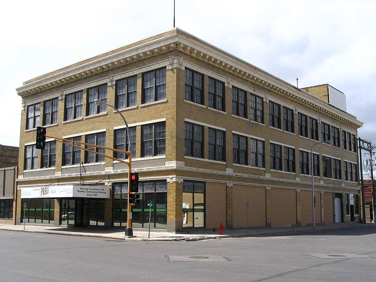 Pence automobile company warehouse wikipedia for University motors fargo nd