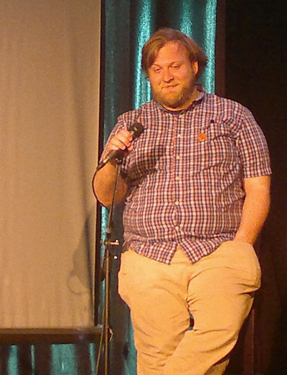 Pendleton Ward at the Tomorrow Show