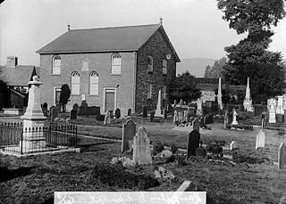 Pendre chapel (Cong), Llanfyllin