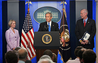 Dana Perino - Dana Perino, George W. Bush and Tony Snow