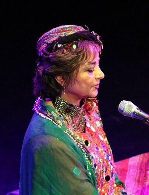 Sima Bina - Image: Persian Vocalist Sima Bina 2014