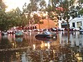 Perth Wellington St flooded.jpg