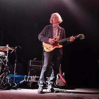 Peter Buck - Buck with Arthur Buck in 2018