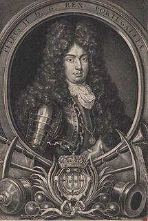 Peter II of Portugal King of Portugal