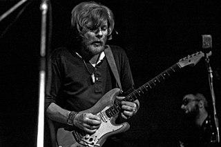 Peter Thorup Danish musician