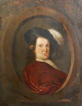 Molijn (zelfportret), 1836