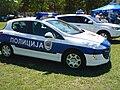 Peugeot 308 of Serbian Police.JPG