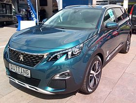 Image illustrative de l'article Peugeot 5008 II