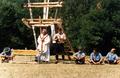 Pfadfinderstamm Ägypten, Internationales Sommerlager (AGESCI – KPE – MCsSz) bei Arlia nahe Fivizzano, Toskana, Italien, 1993.png