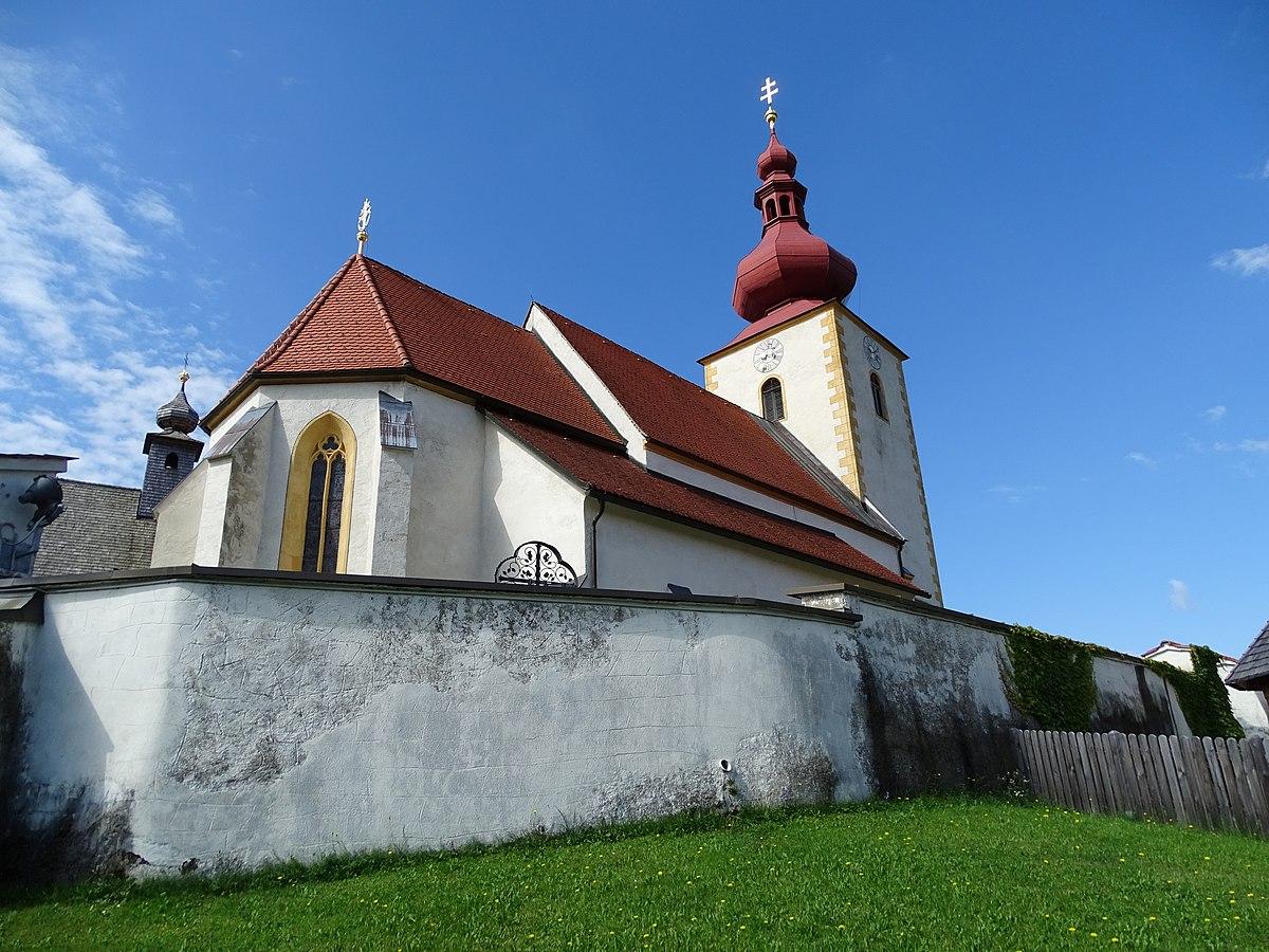 Pfarrkirche Sankt Pankrazen Wikipedia
