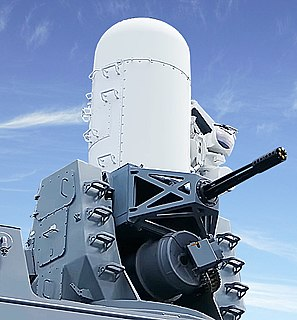 Phalanx CIWS Close-in weapon system