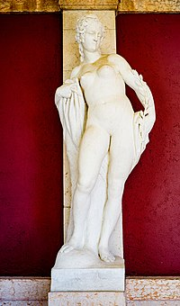 Piazzetta dalmata nudo Vittoriale degli Italiani.jpg