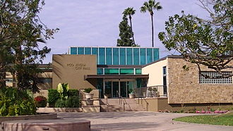 Pico Rivera, California - Pico Rivera City Hall