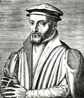 Pierre Viret Swiss theologian