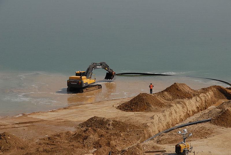 מדהים פיקיוויקי – מאגר תמונות שיתופי לשימוש חופשי – עבודות עפר LJ-21