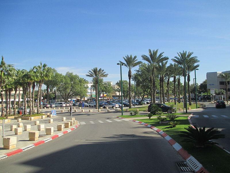 כיכר דה שליט בהרצליה