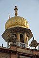 Pillared Canopy - Gurdwara Sis Ganj Sahib - Chandni Chowk Road - Delhi 2014-05-13 3505.JPG