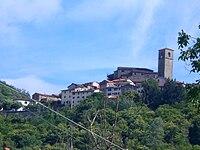 Piteglio visto da Lolle (Piteglio seen from Lolle).jpg